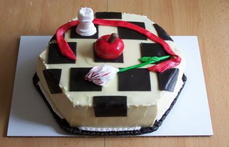 dorty i pro větší oslavence